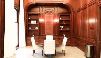Garey House - Large Prep Suite dining table